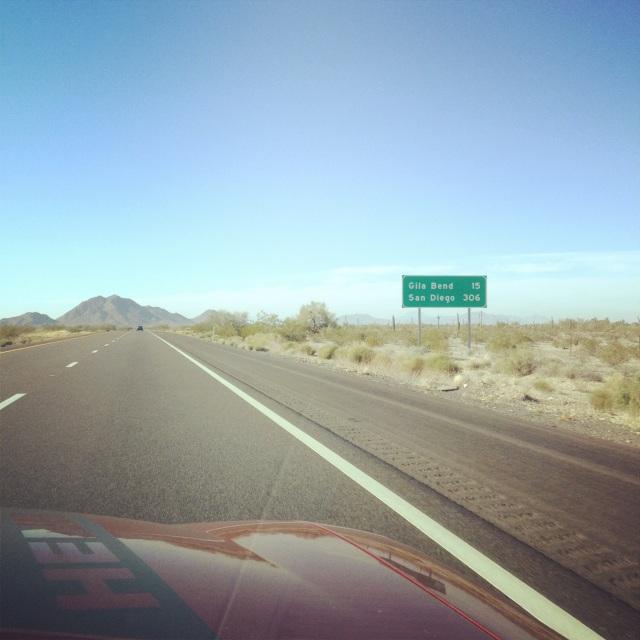 roadtrip to San Diego