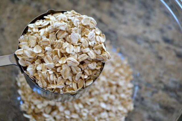 granola-oats