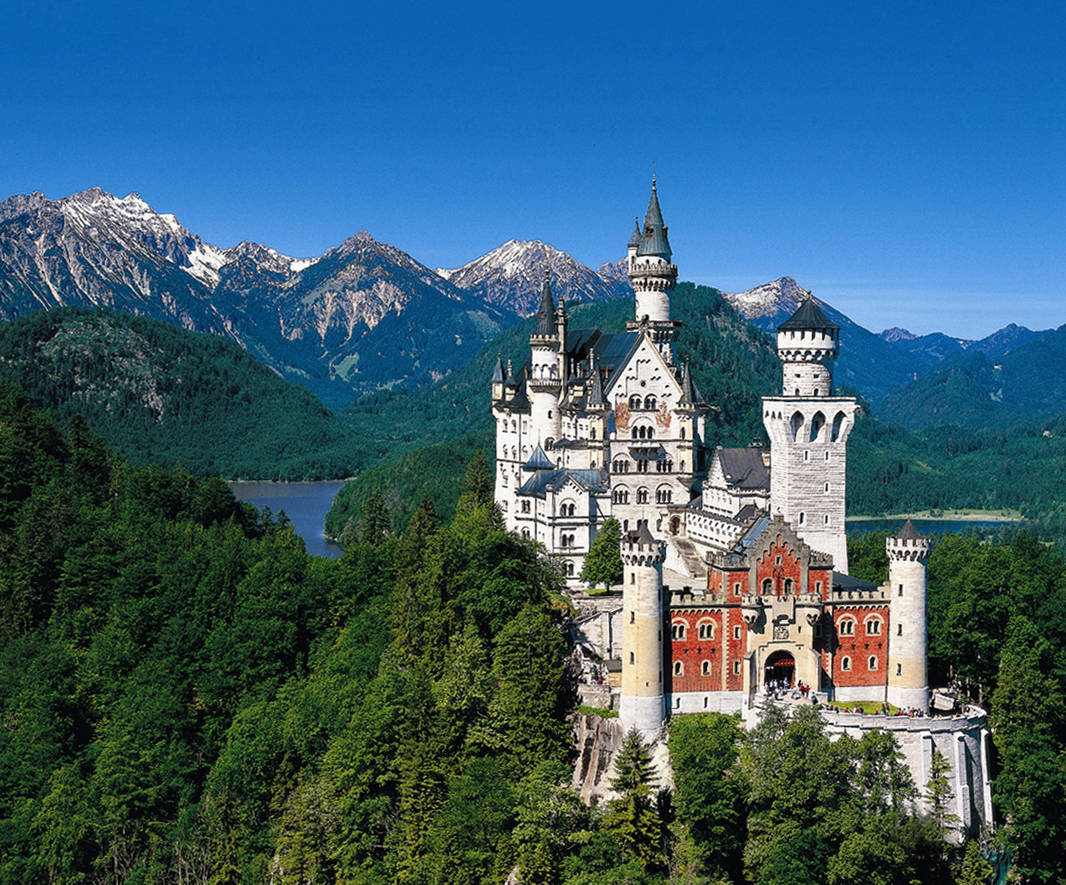 Palaces and castle of the mad king ludwig – germany and austria