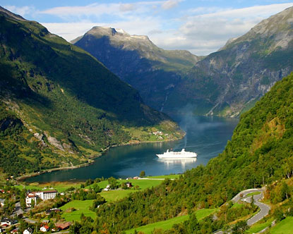Norway - The Fiords