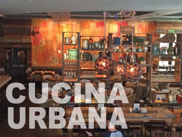 Cucina Urbana How Bout Some Cake