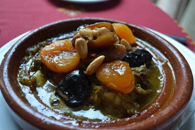 Morocco Dinner Night 1 3