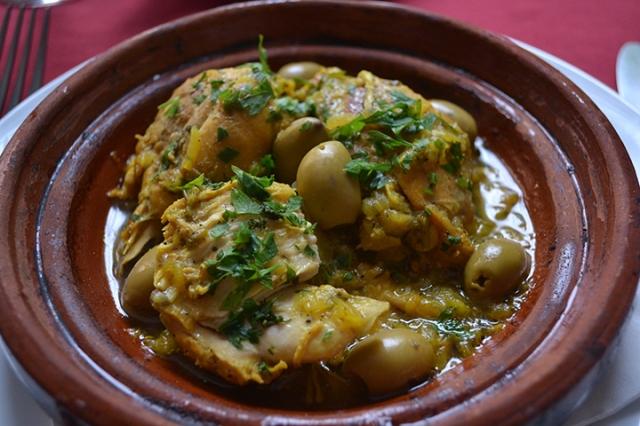 Morocco Dinner Night 1 4