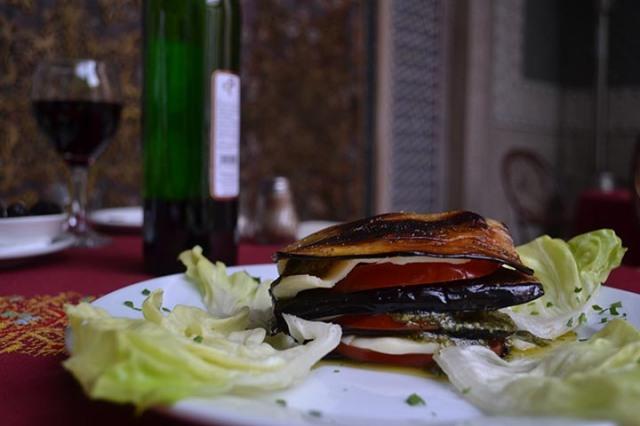 Morocco Dinner Night 1 5